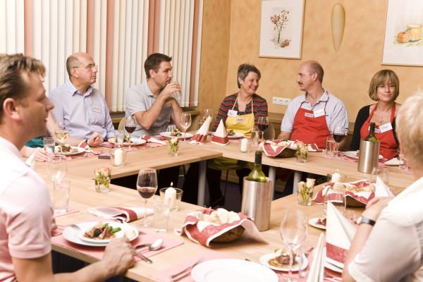 Die Kochevents für Firmen sind ein Gewinn für Gaumen und Gemeinschaft